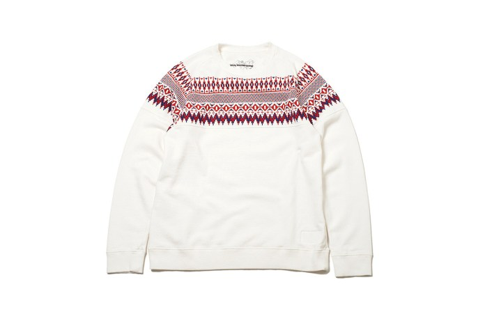 White Mountaineering and fragment design Prep Winter With a Knitwear Capsule