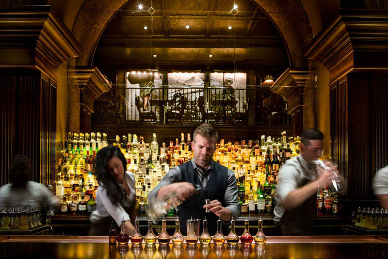 These Are the World's 50 Best Bars of 2016