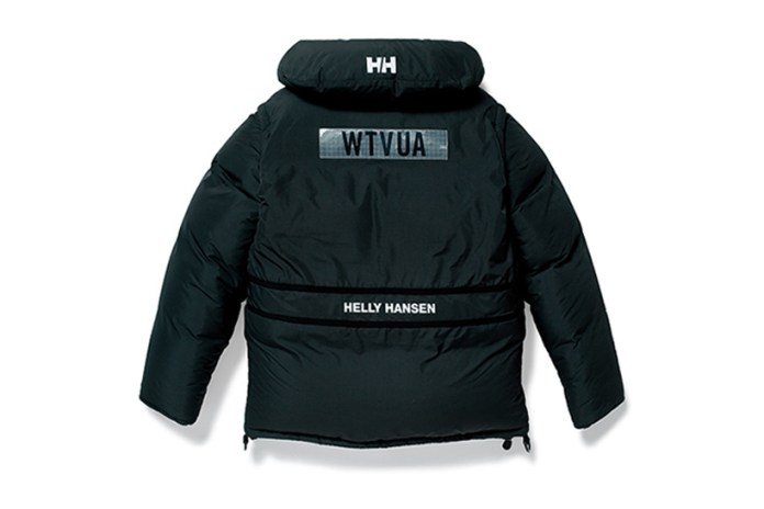 WTAPS Teams up With Helly Hansen for an Exclusive 2016 Fall/Winter Capsule