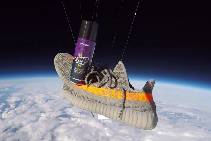 Watch as the First Pair of Yeezys Head Into Space