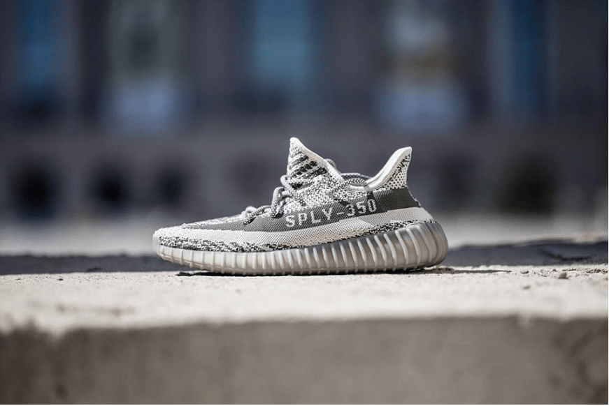 """Here's An Official Look a the YEEZY BOOST 350 V2 """"Zebra"""""""