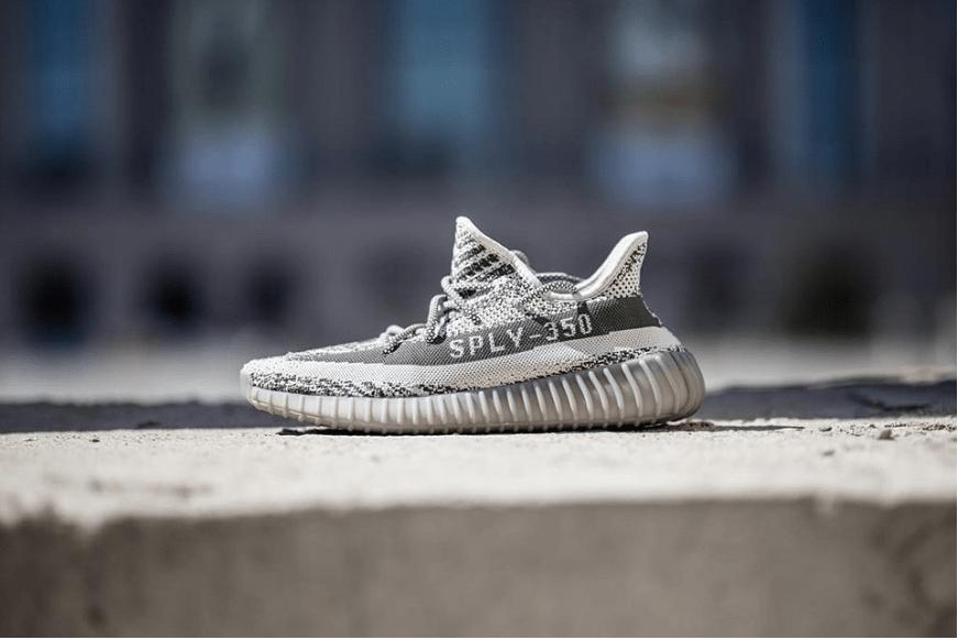 Kanye West adidas Originals Yeezy Boost 350 V2 All Grey