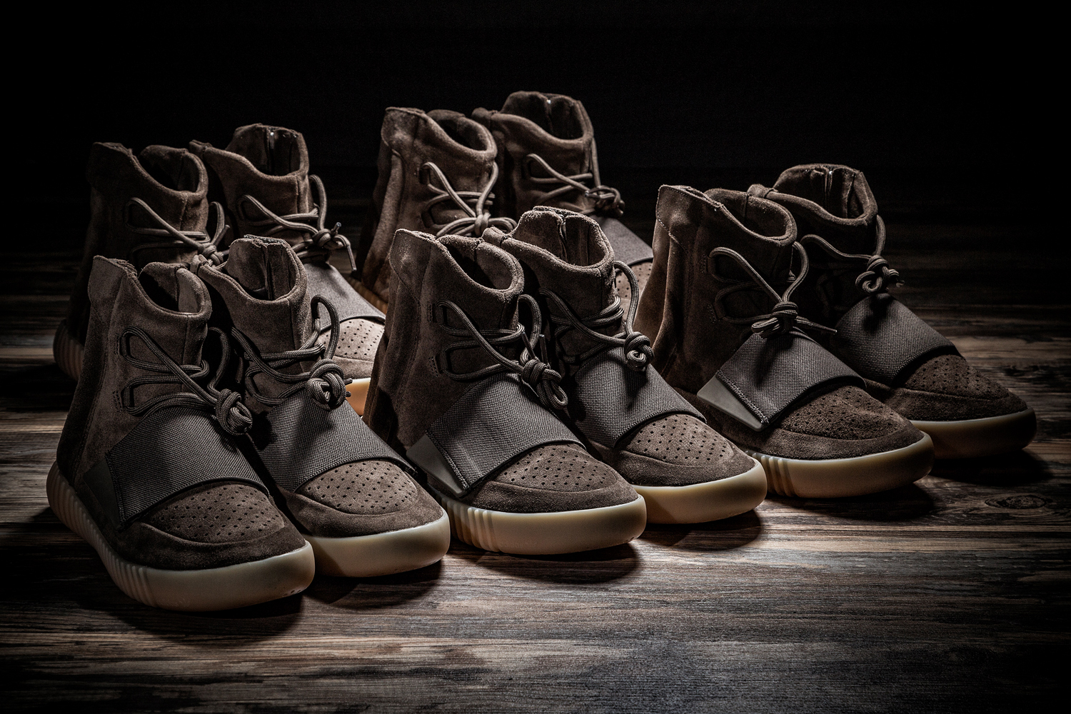 """Support Haiti Relief by Auctioning for a Pair of Yeezy BOOST 750 """"Light Brown"""""""
