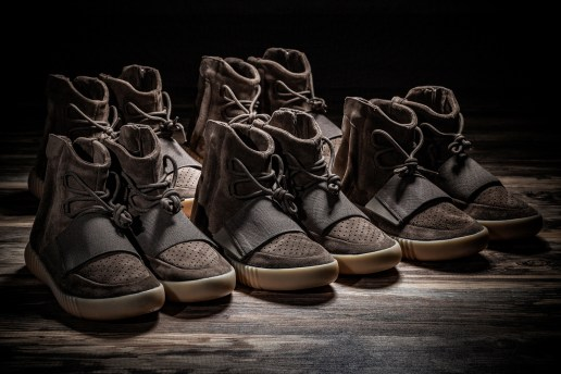 "Support Haiti Relief by Auctioning for a Pair of Yeezy BOOST 750 ""Light Brown"""