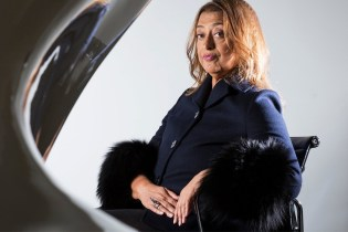 Zaha Hadid's Notebooks & Paintings to Be the Subject of a Traveling Exhibition