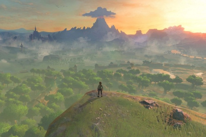 The New Trailers for 'The Legend of Zelda: Breath of the Wild' Are Stunning