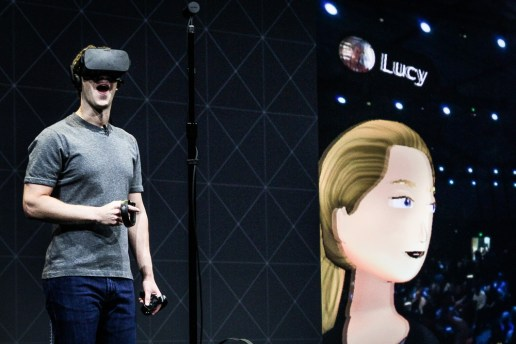 Mark Zuckerberg Announces the Metaverse at OC3