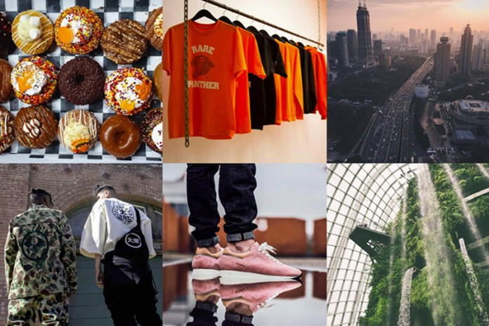 10 Special Streetwear Releases Unveiled Via Instagram This Week