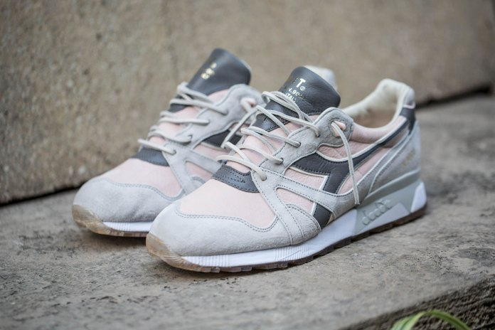 BAIT Teams up With Diadora on a Sneaker Inspired by Sardinia