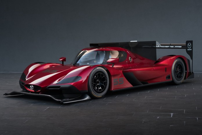 Mazda Enters the New Era of Motorsports With the Unveiling of the RT24-P