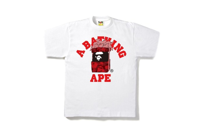 A Bathing Ape Unveils a Limited Edition 2016 Holiday T-Shirt Capsule
