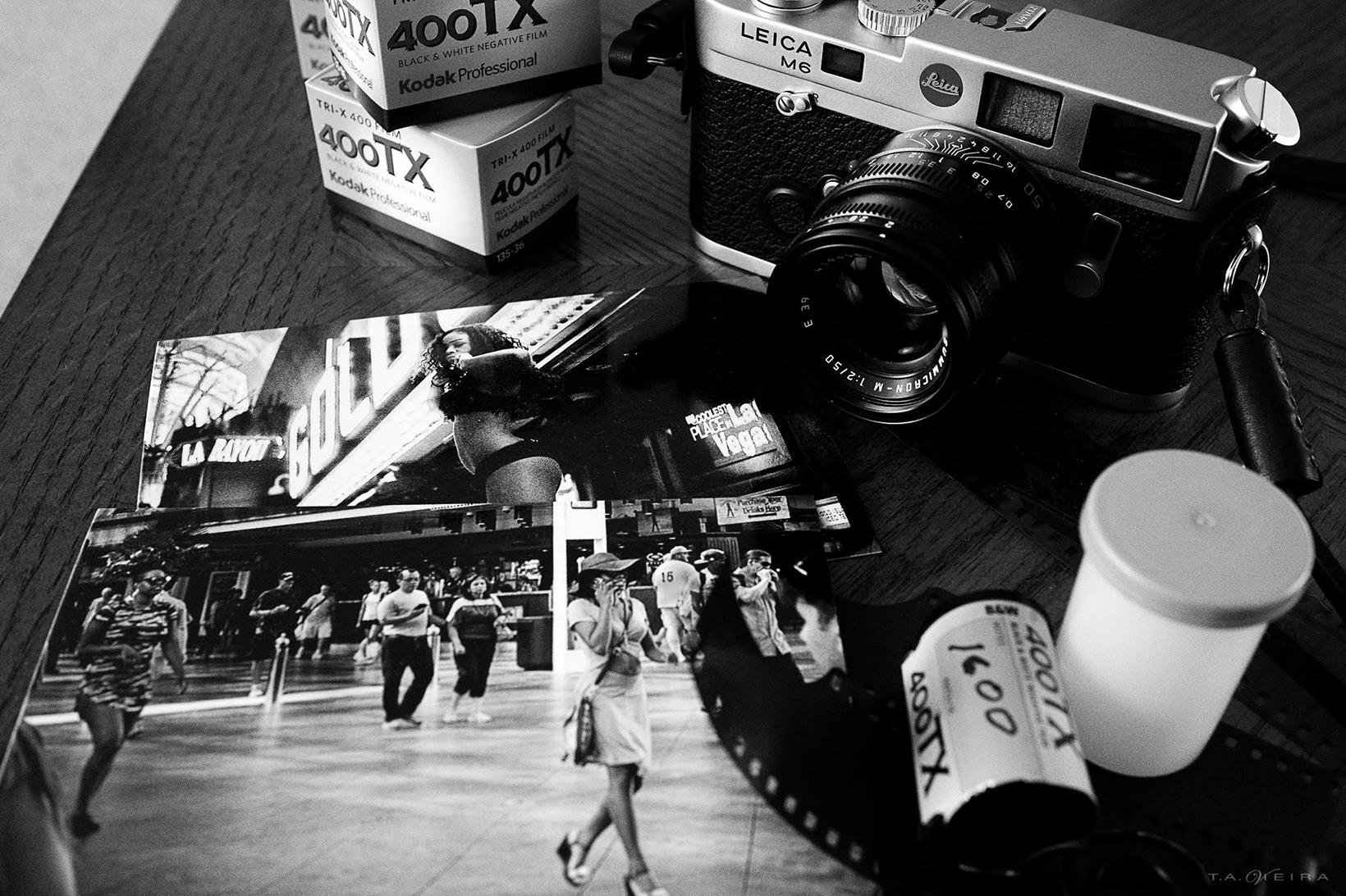 Film Camera Leica M6 Hasselblad 503CW Contax T2