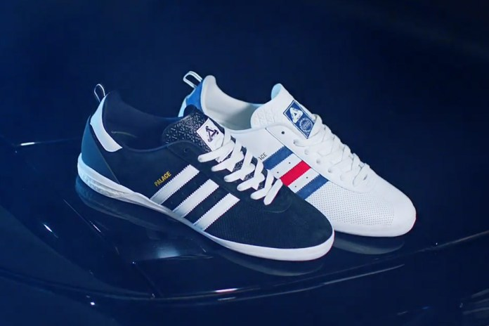 "Get a Closer Look at the Palace x adidas Originals Collaboration in New ""ALL DAY ICH"" Video"