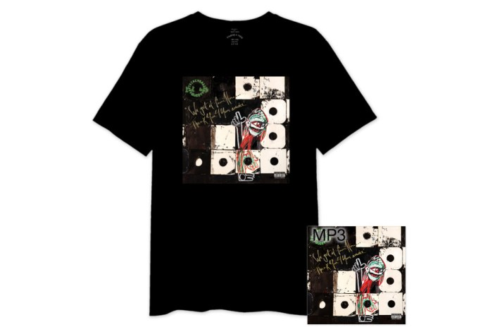 A Tribe Called Quest Is Launching an NYC Pop-Up Shop