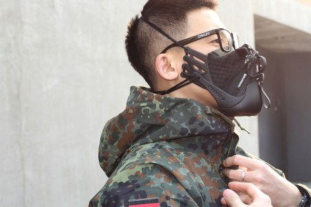The Designer Behind the Yeezy Boost Mask Returns With the ACRONYM x NikeLab Air Presto Mask