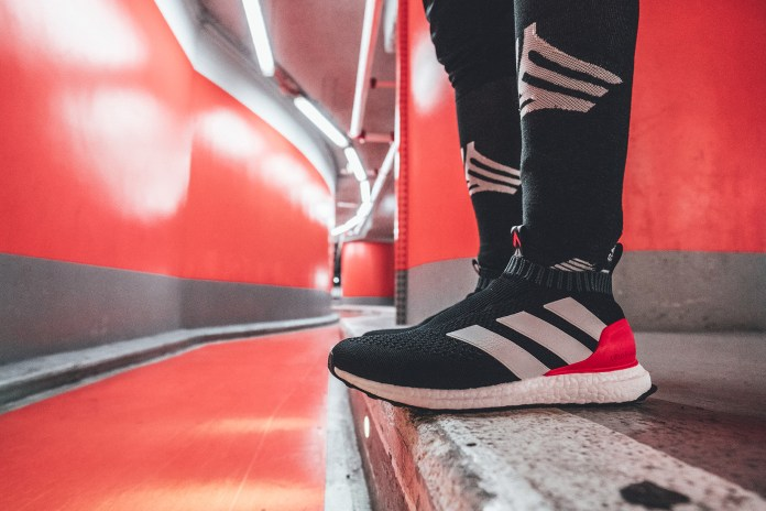 """adidas Introduces a """"Red Limit"""" Edition of the ACE 16+ PureControl UltraBOOST"""