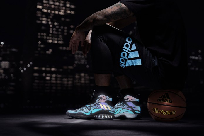 adidas Basketball Unleashes the Attention-Commanding XENO On-Court Collection