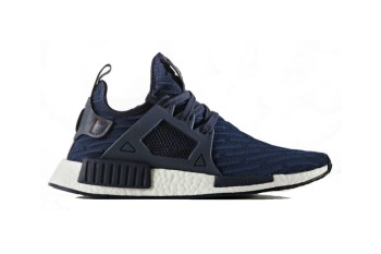 "adidas Keeps the NMD XR1 Releases Coming With This ""Blue Shadow Noise"" Colorway"