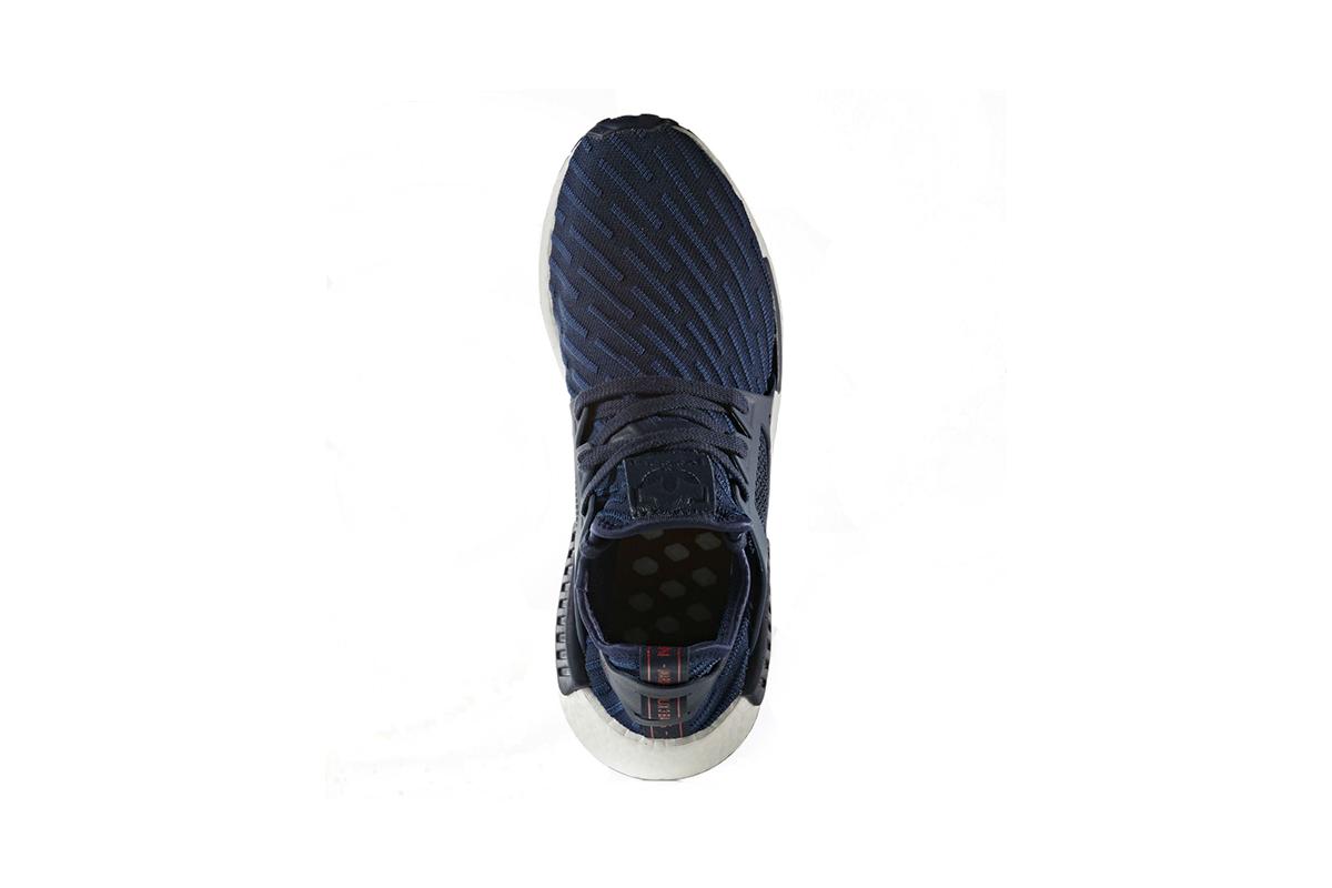 adidas NMD XR1 Blue Shadow Noise - 1807519