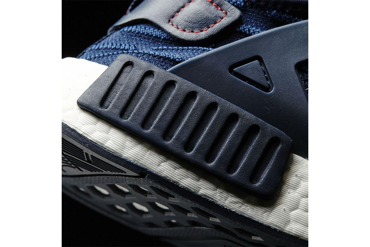 adidas NMD XR1 Blue Shadow Noise - 1807525