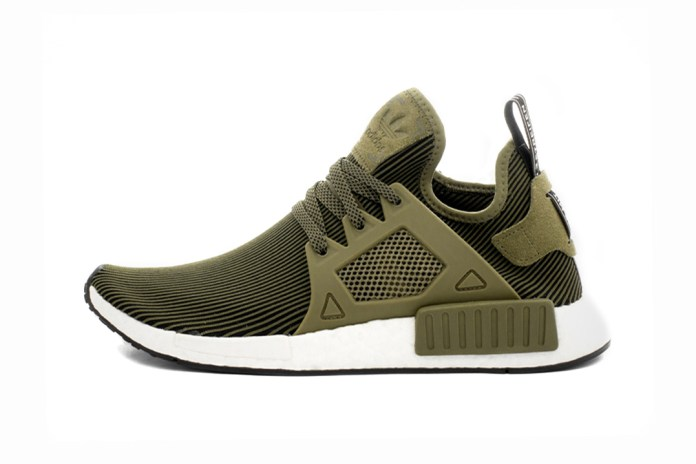 The adidas NMD XR1 Receives Two New Primeknit Colorways Perfect for Fall/Winter