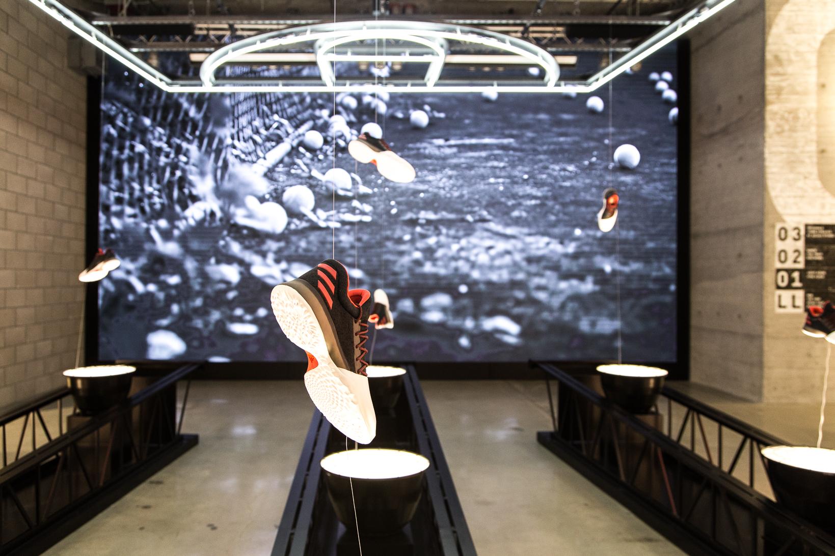 "adidas NYC Flagship ""Stadium"" Retail Space   HYPEBEAST"