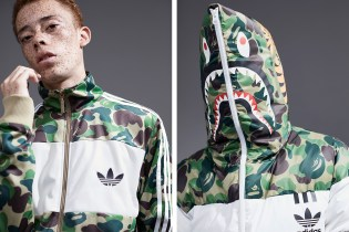 The BAPE x adidas Originals Collaboration Is Finally Here