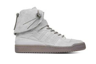 adidas Originals Forum Hi Takes on a Moccasin Makeover for Fall