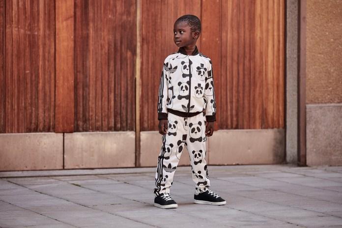 Mini Rodini & adidas Team up for a Three-Piece Capsule Collection