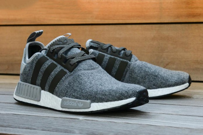 The adidas Originals NMD Gets Wooly for the Winter