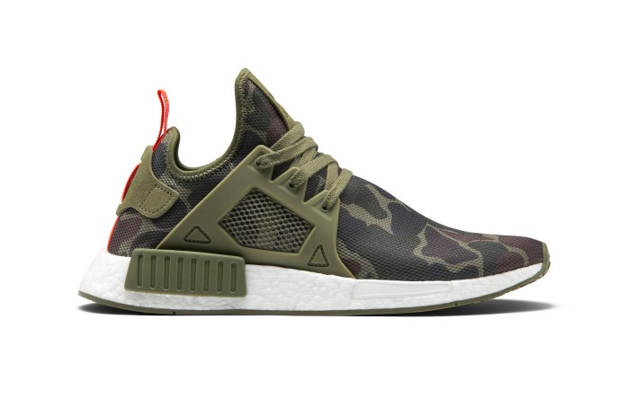 adidas Originals Release the NMD XR1 Camo Pack
