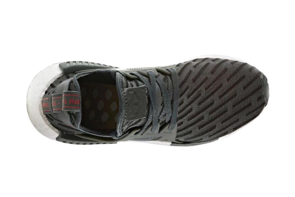 adidas Originals NMD XR1 Utility Ivy BOOST midsole Cage Leather heel strap Three Stripes - 1790833
