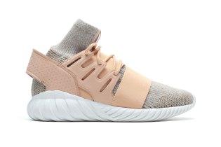 "adidas Originals Unveils a ""Pale Nude"" Tubular Doom PK Sneaker"