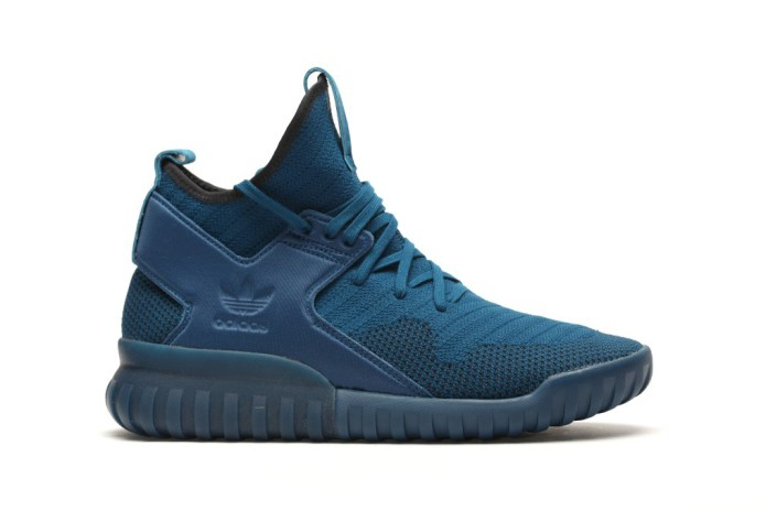 """adidas Brings """"Tech Steel"""" to the Primeknit-Constructed Tubular X"""