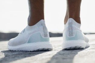 adidas Unveils Its First Mass-Produced Parley Ocean Plastic Collection