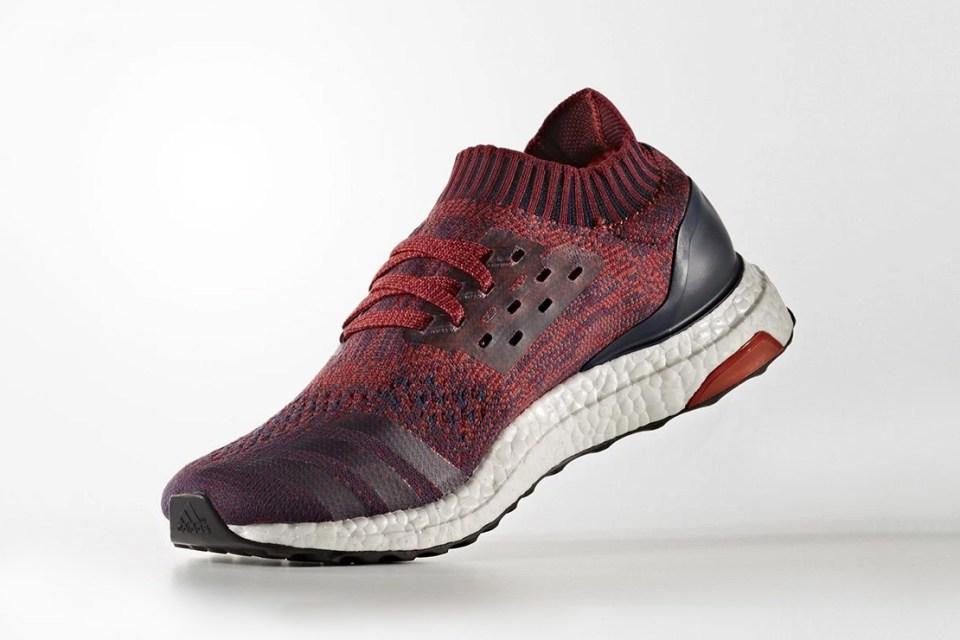 Adidas Ultraboost Uncaged Maroon Sneaker Coming Soon