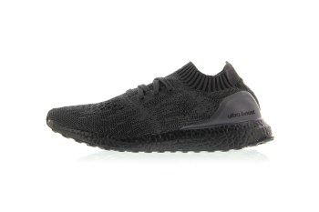 "The ""Triple Black"" adidas UltraBOOST Uncaged Is Just Days Away"