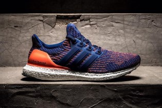 Blue and Orange Adorn the Latest adidas UltraBOOST 3.0 Colorway