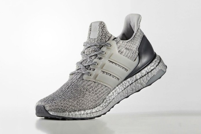 Silver Adorns the Latest adidas UltraBOOST 3.0 Colorway