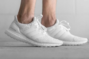 """adidas to Release the UltraBOOST 3.0 """"Triple White"""" and """"Black"""" Next Month"""