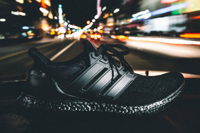 "7 Influencers Share Their Interpretations of The ""Triple Black"" adidas UltraBOOST"