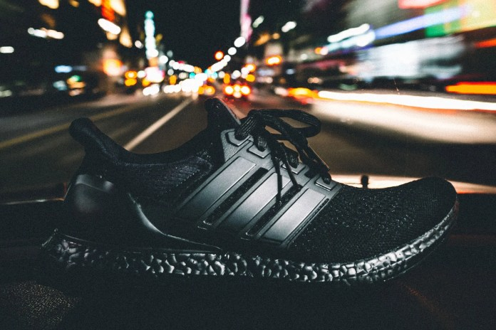 "7 Influencers Share Their Interpretations of The ""Triple Black"" adidas UltraBOOST"