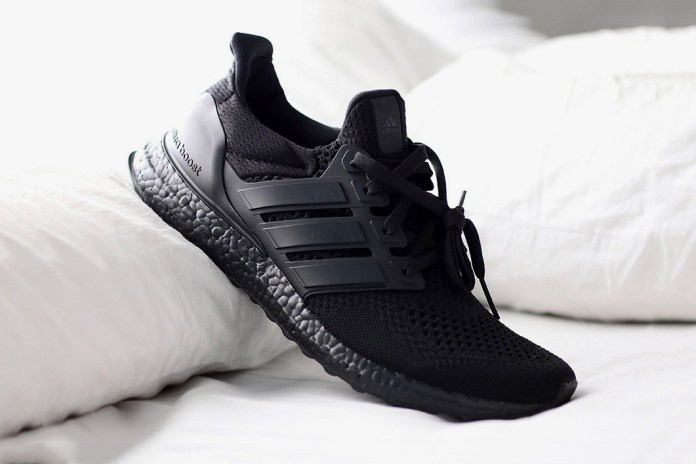 "The adidas UltraBOOST ""Triple Black"" Has a Confirmed Release Date"