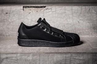"The adidas Y-3 Super Zip Gets a Brand New ""Triple Black"" Treatment"