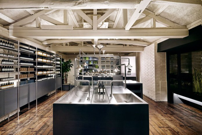 A Look Inside Aesop's New Seoul Flagship