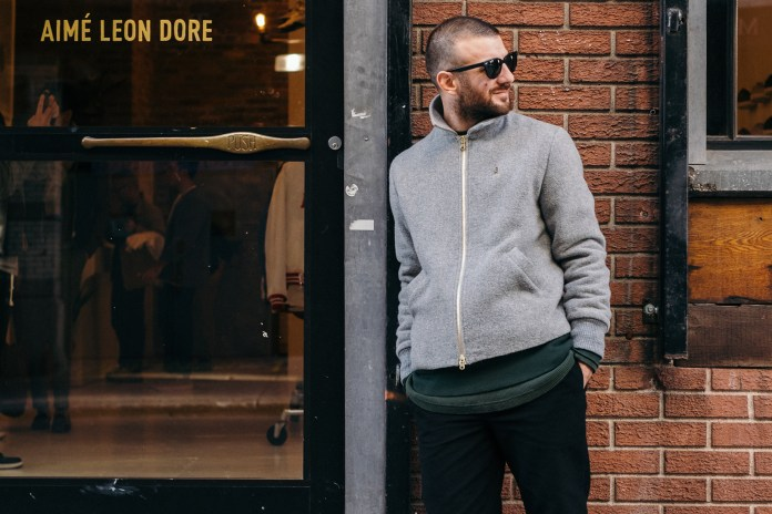 Aimé Leon Dore's Teddy Santis Relives the Good Ol' Days via His Obsession With Product and Presentation