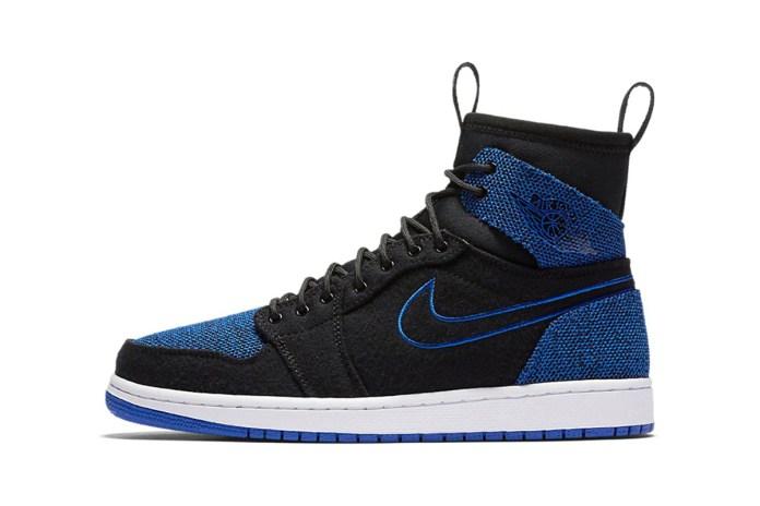 Jordan Brand Gives the Air Jordan 1 Ultra High the Royal Treatment