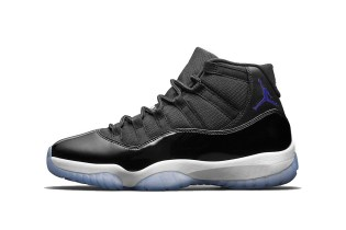 "Official Imagery of the Air Jordan 11 ""Space Jam"" Has Finally Been Revealed"
