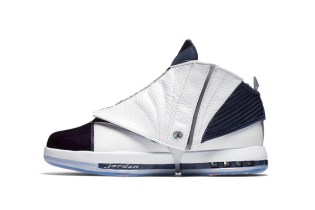 "The Air Jordan 16 ""Midnight Navy"" Will Drop Just in Time for Christmas"