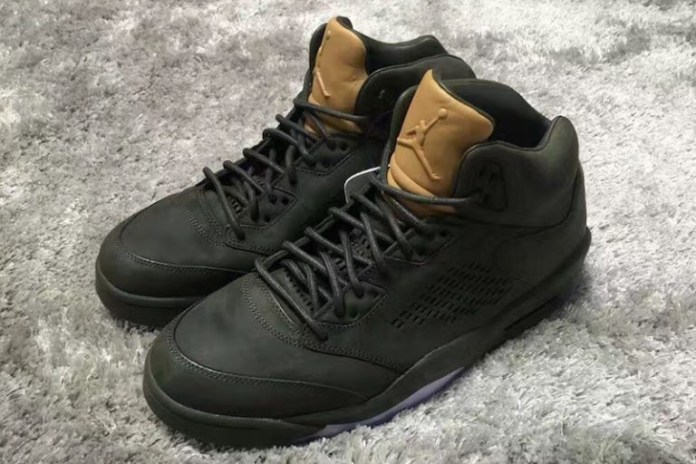 Here Is Your First Look at the Air Jordan 5 Pinnacle